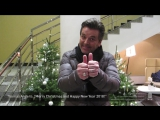 12.2017 Поздравление с Рождеством и Новым годом от Томаса Андерса для Thomas Anders Fan Club