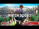 Rodriges Games Watch Dogs 2 НАЧАЛО ХАКЕРЫ 1 СТРИМ РОДРИГЕСА