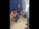 урок гитарв в музшколе Виртуозы Уфа. преподаватель Ярослав Канев