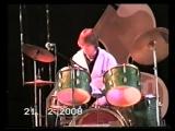 Моя попытка имитировать технику и стиль Кита Муна (Keith Moon), или презентация моей игры на ударных!