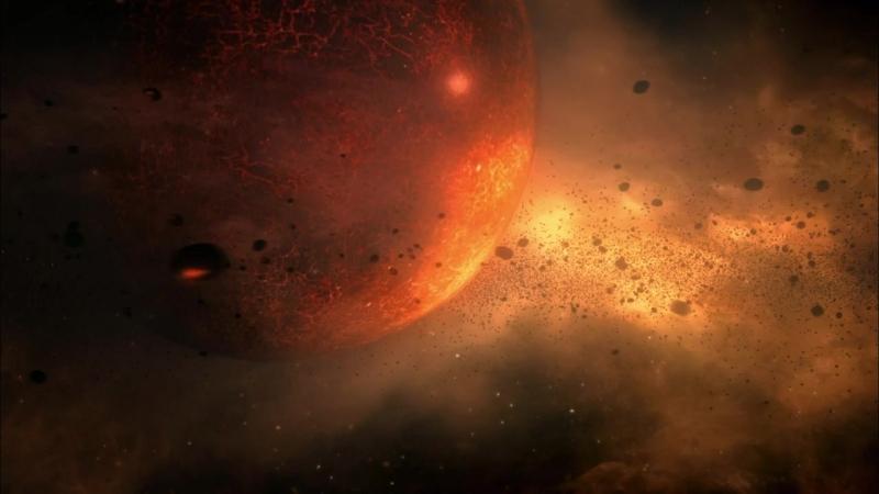 Во Вселенную со Стивеном Хокингом / Into The Universe with Stephen Hawking (Часть 3) - The Story of Everything