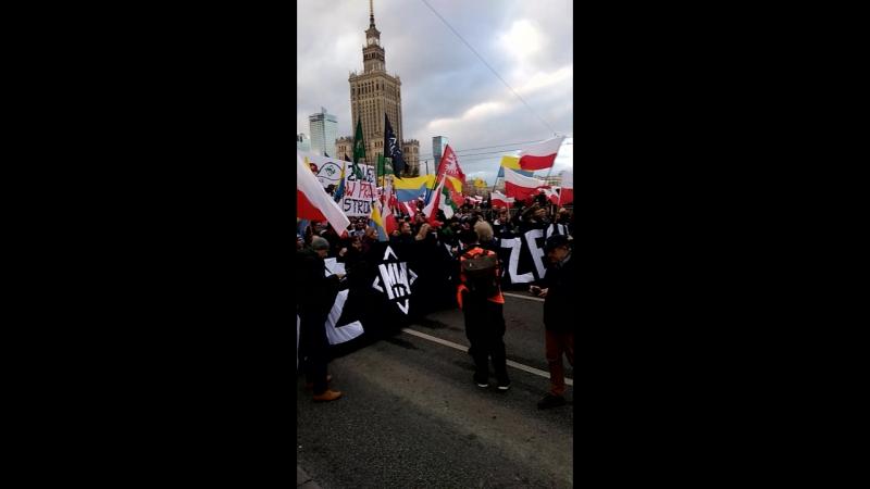 Национальный праздник независимости Польши (Narodowe Święto niepodległości)