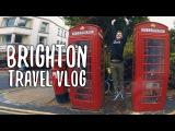 Brighton Beach. Самый дорогой район города. Английский канал // TRAVEL ВЛОГ