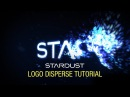 Stardust Text Disperse Tutorial