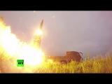 США и Южная Корея провели учебные пуски ракет в ответ на испытания КНДР. 29.07.2017.