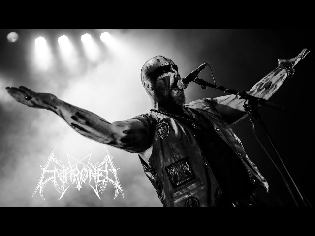 Enthroned - Ha Shaitan (live Grenoble - 16102017)