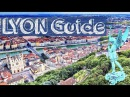 Lyon, France Food and tourist guide, bouchons, frogs legs, pralines and the miniature museum