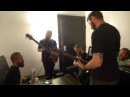FAST WORMS BACKSTAGE WITH INTRONAUT