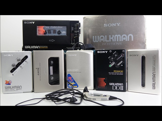 Which Sony Walkman Retro Buyers Guide.