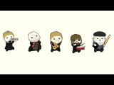 If Game of Thrones was a KIDS show (opening) -