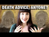 DYING ALONE &amp DEATH OBSESSED KIDS (Death Advice)