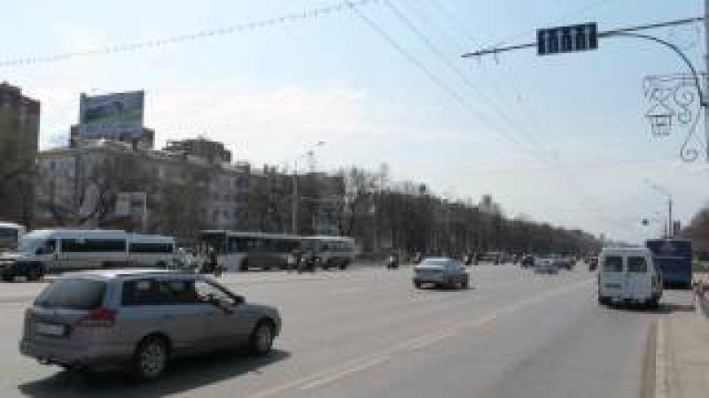 Мото пробег байкеров в Уфе 1.05.2015