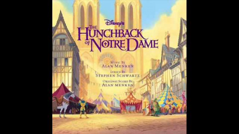 The Hunchback of Notre Dame OST - 11 - Sanctuary!