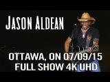 Jason Aldean LIVE in Ottawa July 9, 2015