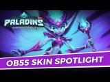 Paladins - Skin Spotlight - Open Beta 55