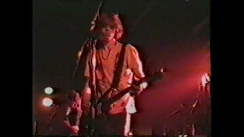Sonic youth - the sprawl (live march 1989 leeds uk)
