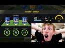 I GOT A 194 FUT DRAFT *WORLD RECORD* - FIFA 17