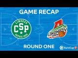 Highlights: LimogesCSP - Lokomotiv Kuban Krasnodar