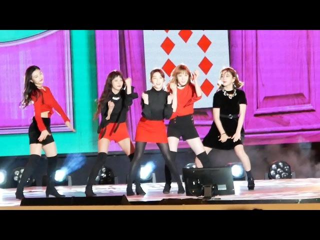 171029 레드벨벳(Red Velvet) - 빨간 맛, Rookie, 원아시아페스티벌 파크콘서트 In 부산, 부산시민44277