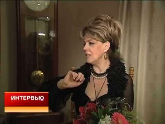 Вести Интервью Любовь Казарновская