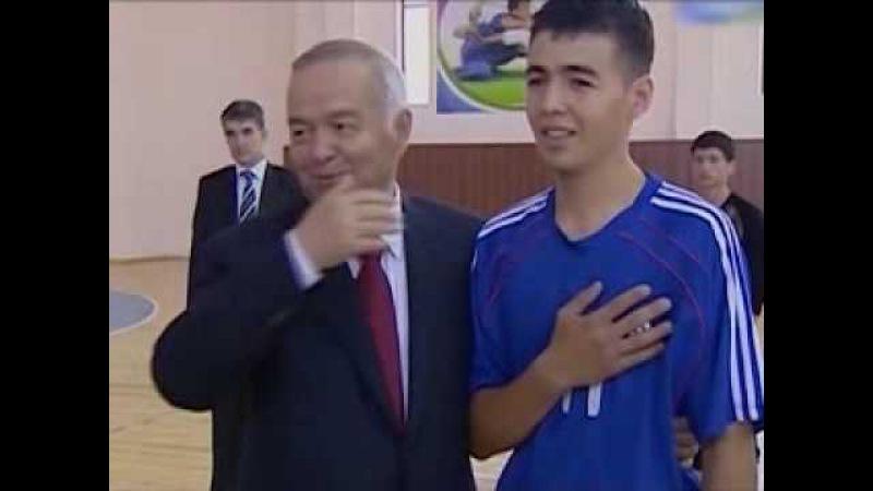 И А Каримов Видолашув Андижон вилояти