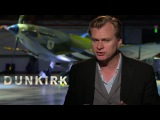 Dunkirk: Director Christopher Nolan Official Movie Interview