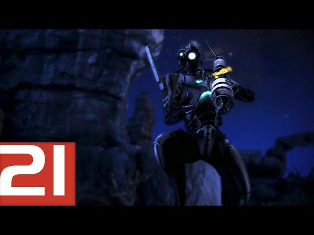 Mass Effect 3 Прохождение - 21 - Возвращение домой, спасаем адмирала