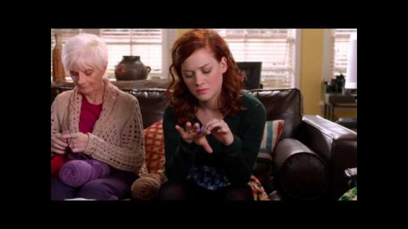 Suburgatory Finale - Tessa and Ryan