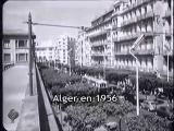 Rares Images d'Alger en 1956 chant