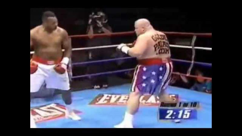 Larry Holmes vs Eric Esch (27.07.2002)