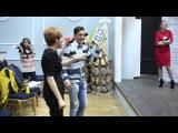 Актерские курсы. Жанна Эппле и Ринат Каримов