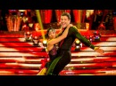 Mark Wright Karen Charleston to 'We No Speak Americano' - Strictly Come Dancing: 2014 - BBC One