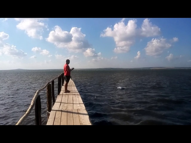 Kubcarp в Таманском заливе Оптимал на волне 8-12 см, ветер 10 мс.