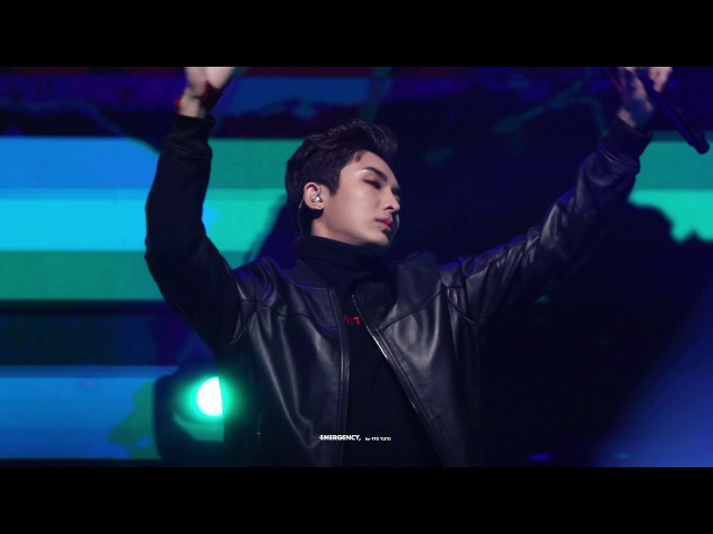 [FANCAM] 171123 Tentastic Vol.4 ~DREAM~ :: PTG Rap Unit - Pretty Boy (YUTO Focus)