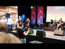 Наташа Королева - Дельфин и Русалка Русская ярмарка, Германия, Бац-Зальцуфлен, 03.06.2017