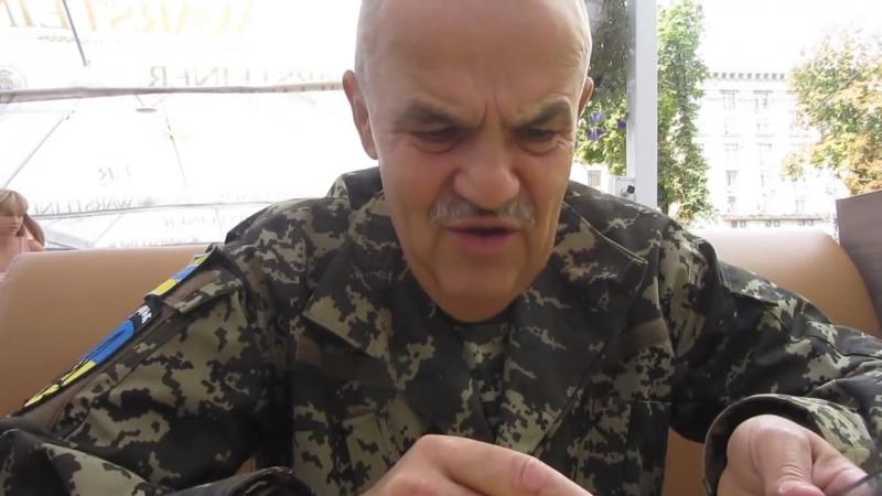 Как получил свое ранение героический комбат Семенченко