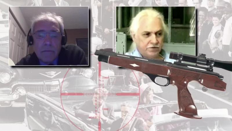 Did James Files Shoot JFK? Exploring the Claims with Abel Danger's David Hawkins
