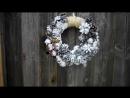 Новогодний декор. Три елки - три стиля. Ч. 1. Christmas decor