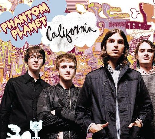 Phantom Planet альбом California