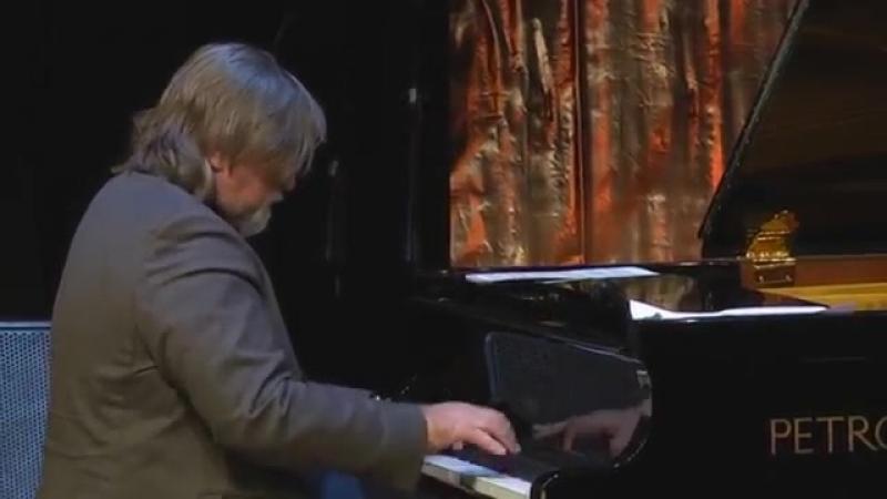 Jazz-Time 2016. Концерт-встреча. Валерий Гроховский (2)