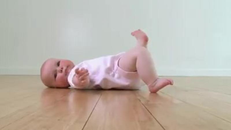 Метод Фельдерайза с малышой Лив