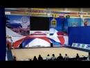 Всероссийские соревнования по художественной гимнастике на призы ЗМС Я. Кудрявцевой Пенза