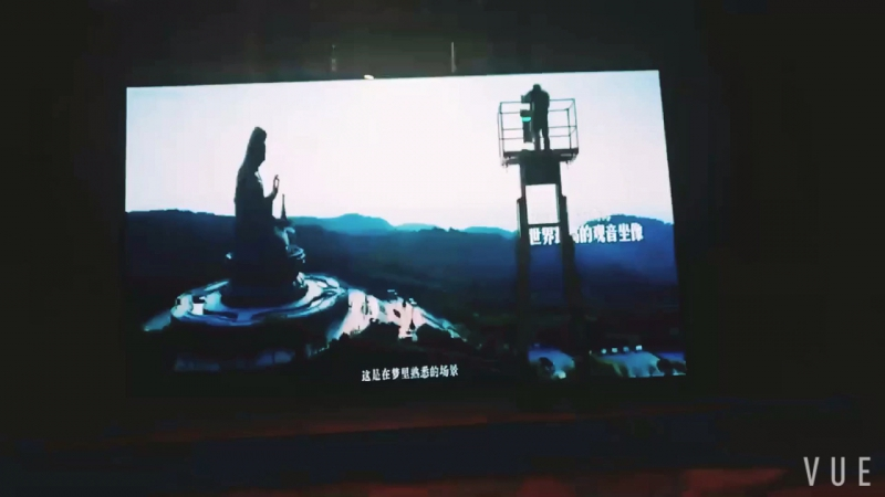 Led screen indoor video wall