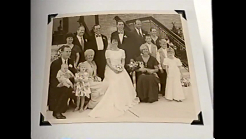 Семейка Аддамс Воссоединение (1998) Тизер 2 (VHS запись)
