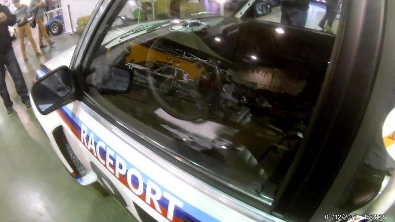 На выставке Моторспорт