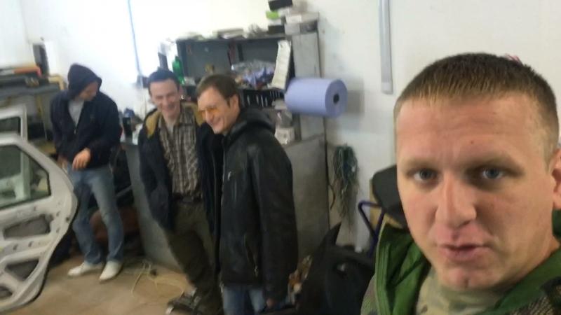 ✅✅✅Коротенькое превью о LADA GRANTA SPORT которая приехала к нам в студию АВТОЗВУК 13 г.Чехов для полного ШВИ (шумовиброизоляц