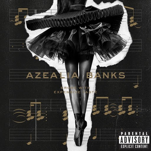 Azealia Banks альбом Broke with Expensive Taste