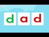 Word Families 4_ Dad is Mad _ Level 1 _ By Little Fox