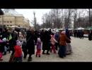 Санкт Петербург гуляет широкую Масленицу