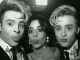 Jedward: Fun times backstage with @camila_cabello ❤️Love her personality and Good Vibes